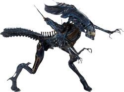 Фигурка Aliens - Queen Ultra (Deluxe)