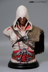Фигурка Assassins Creed - Ezio Bust (Legacy Collection)