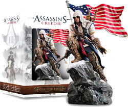 Assassin's Creed III - Connor Rise PVC Statue