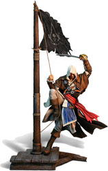 Фигурка Assassins Creed IV - Edward Kenway Master of the Seas (Statue)