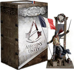Фигурка Assassins Creed Unity - Guillotine Case