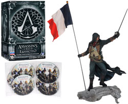Фигурка Assassins Creed Unity - Notre Dame Edition (Windows Rus)