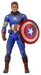 Фигурка Avengers - Captain America (Battle Damaged) 1/4
