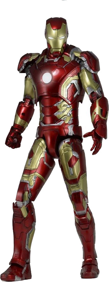 Фигурка Avengers - Iron Man Mark 43 1/4