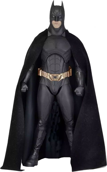 Фигурка Batman Begins - Batman 1/4