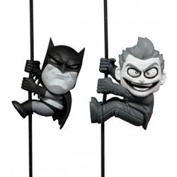 Batman/Joker 2-Pack Scalers Mini Figure