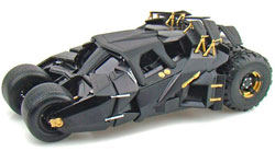 Batman: The Dark Knight - Trilogy Batmobile 1:18