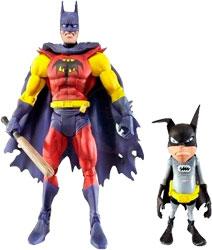 Фигурка Batman - Batman Unlimited Planet-X