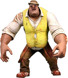 Bioshock 2 - Brute Splicer Exclusive