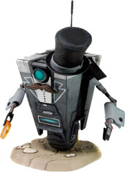 Borderlands - Claptrap CL4-TP model:Gentleman Caller