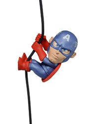 Фигурка Captain America - Captain America (Scalers Mini Figure)