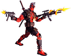 Фигурка Deadpool - Deadpool (Ultimate Action Figure) 1/4