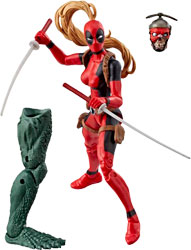 Deadpool - Lady Deadpool (Marvel Legends)