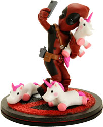 Фигурка Deadpool - #unicornselfie  Diorama