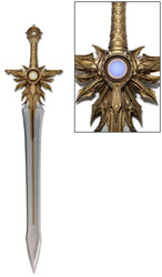 Фигурка Diablo III - El'Druin, The Sword of Justice (Prop Replica)