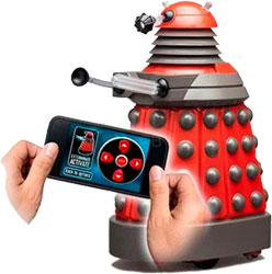 Doctor Who - Smartphone Operated Dalek