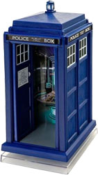 Фигурка Doctor Who - Spin TARDIS with Lights & Sounds