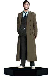Фигурка Doctor Who - Tenth Doctor (Statue) 1:21 Scale