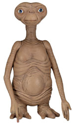 The Extra-Terrestrial - E.T. Stunt Puppet 12""