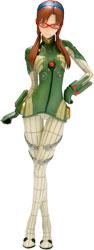 Фигурка Evangelion - Mari Illustrious Plug Suit 1/10