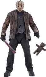Фигурка Freddy vs. Jason - Jason Voorhees (Ultimate)