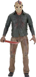 Friday The 13th - Jason Part 4 Ultimate Edition Figure