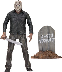 Фигурка Friday the 13th - Jason Part 5 (Ultimate Edition Figure)