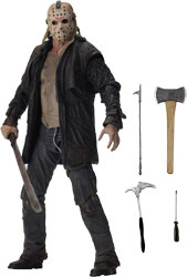 Friday The 13th - Jason Voorhees 2009 (Ultimate Edition Figure)