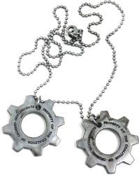 Фигурка Gears of War 2 - COG (Tags)