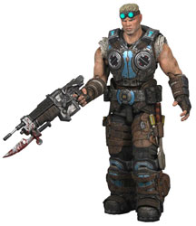 Фигурка Gears of War 3 - Baird