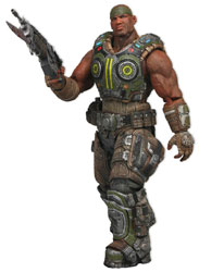 Фигурка Gears of War 3 - Cole