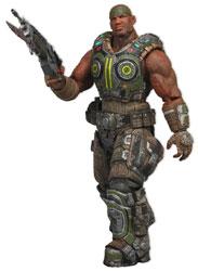 Фигурка Gears of War 3 - Cole