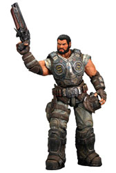 Фигурка Gears of War 3 - Dominic Santiago