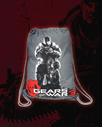 Фигурка Gears of War 3 - Marcus (Bag)