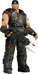 Фигурка Gears of War 3 - Marcus Fenix Bloody Variant