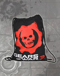 Фигурка Gears of War 3 - Omen and Title (Bag)