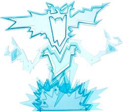 Фигурка Gremlins - Lightning Gremlin (Exclusive)