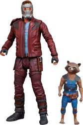 Фигурка Guardians of the Galaxy 2 - Star-Lord & Rocket