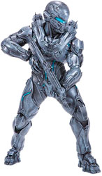 Halo 5: Guardians - Spartan Locke Helmeted (Deluxe 10