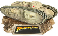 Indiana Jones and the Last Crusade - Mark VII Tank
