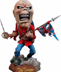 Фигурка Iron Maiden - Eddie Trooper HeadKnocker