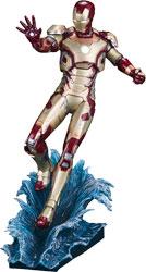 Iron Man 3 - Mark 42 ARTFX Statue 1/6