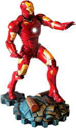 Фигурка Iron Man - Mark III (Model Kit) 1/8