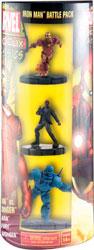 Фигурка Ironman - Ironman and Black Widow (Battle Pack)