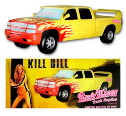 Фигурка Kill Bill - Pussy Wagon Truck (Replica)