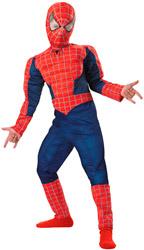 SpiderMan - Костюм Человека-Паука (Large 38-40)