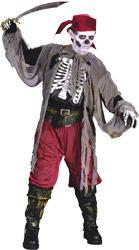 Фигурка Костюм Проклятого Пирата (Medium 34-36)