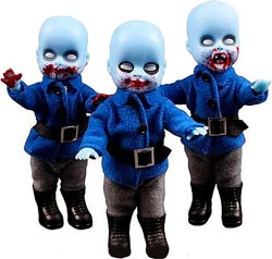 "Фигурка Living Dead Dolls - Munchkins of Oz  ""The Wizard of Oz"" (3-Pack Exclusive)"