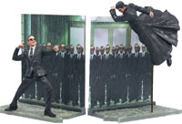 Matrix Series 2 - Neo vs. Agent Smith
