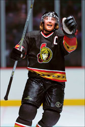 Фигурка NHL - Daniel Alfredsson (Series 9)